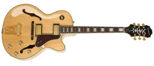 Električna kitara Emperor II PRO Joe Pass NA Epiphone