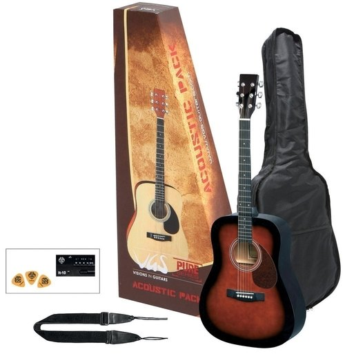 Kitarski set: akustična kitara VGS GEWApure
