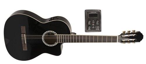 Elektro-akustična koncertna kitara VGS Basic Electro GEWApure