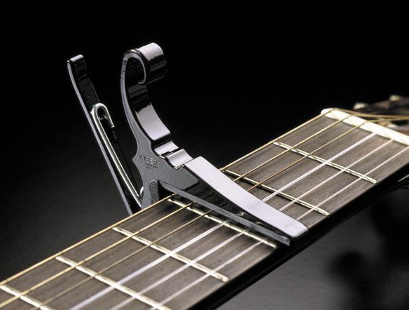 Kapodaster za kitaro