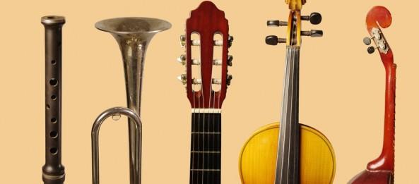 Izbira glasbila