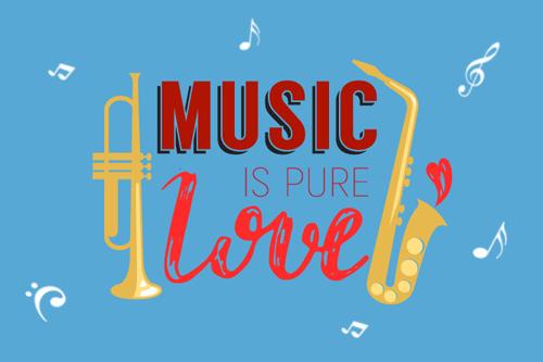 Ljubezen med glasbenikom in glasbilom