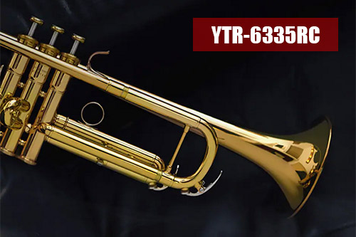 Trobenta Yamaha YTR-6335RC