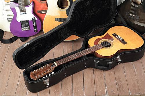 Torba ali kovček za kitaro