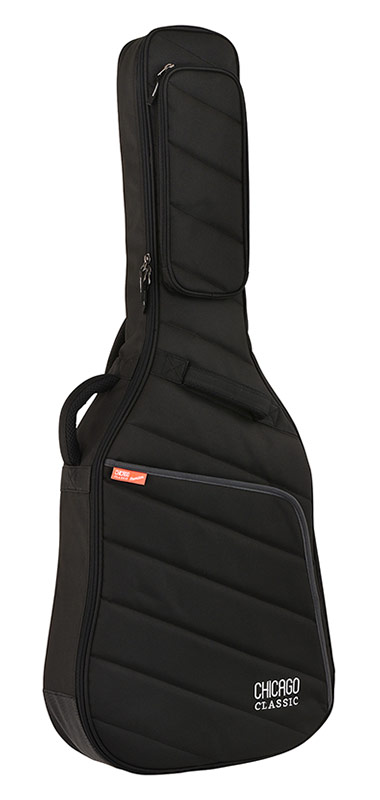 Torba za kitaro Premium Chicago Classic