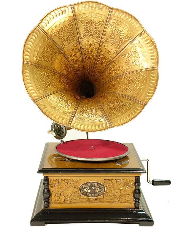 Gramofon in nostalgija