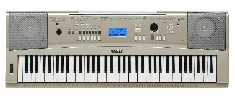 Prenosna električna klaviatura