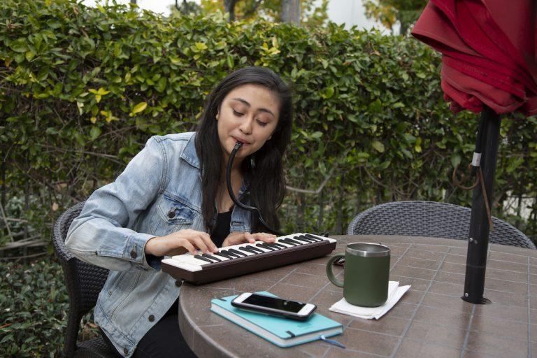Igranje na pianiko
