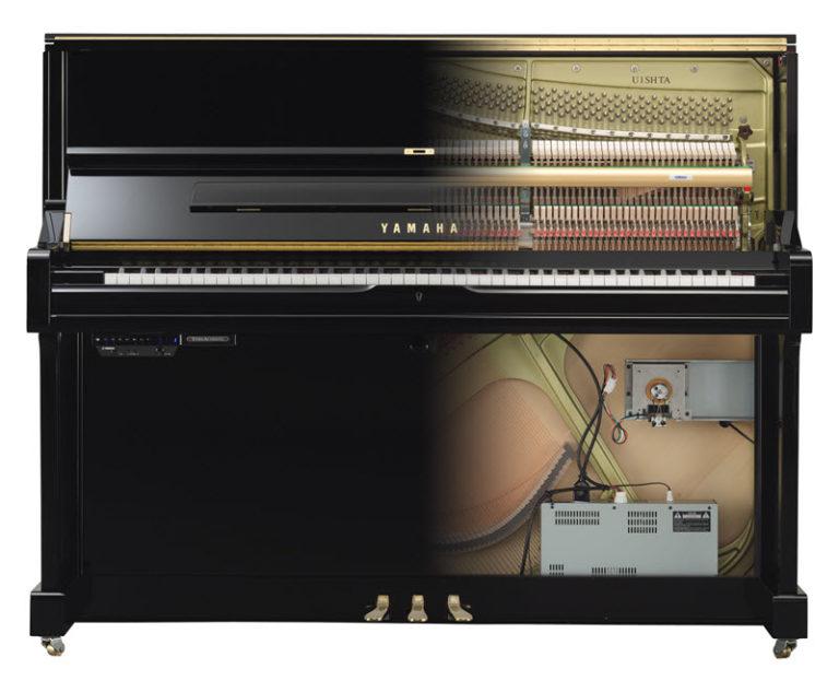 Yamahin TransAcoustic klavir