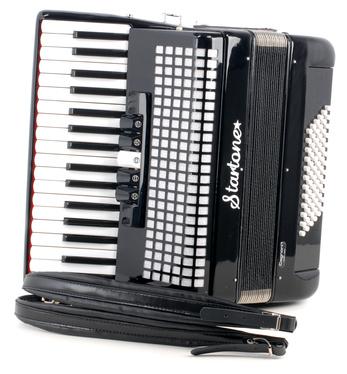 Harmonika 72 Black Startone