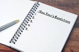 Seznam novoletnih zaobljub na glasbenem področju