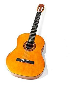 Kitarski set: klasična kitara 4/4 s torbo, uglaševalcem in drsalicami CG851 Startone