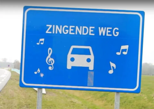 Glasbena cesta na Nizozemskem