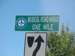 Glasbena cesta v ZDA