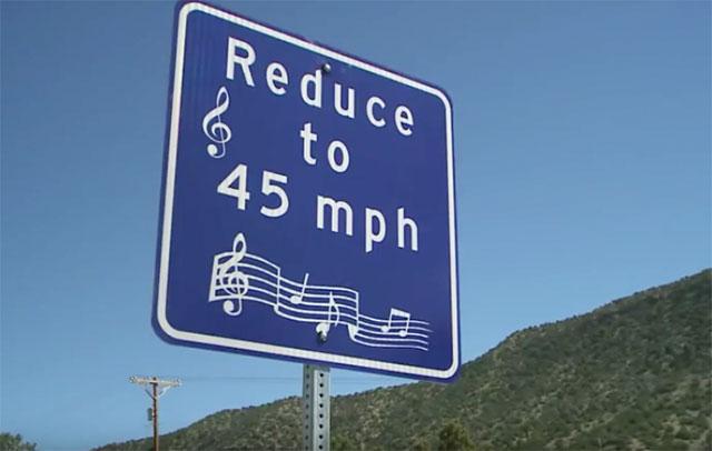 Glasbena cesta v Novi Mehiki