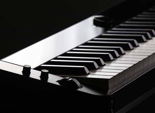 Prenosna električna klaviatura Privia PX-S3000BK Casio