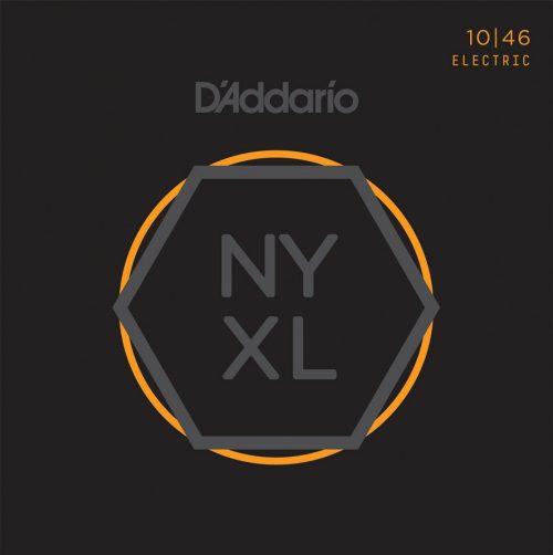 Set strun za električno kitaro Daddario NYXL1046