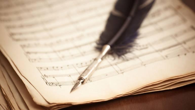 Dokončaj nedokončano glasbeno delo