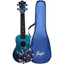 Sopranski ukulele Sakura Travel Flight