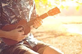 Igranje na ukulele