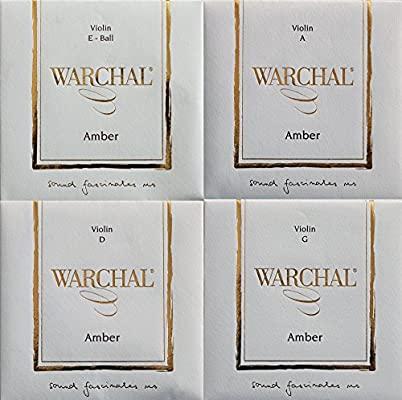 Set strun za violino 4/4 Warchal Amber BE