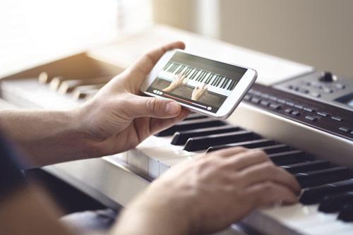 Samostojno učenje klavirja