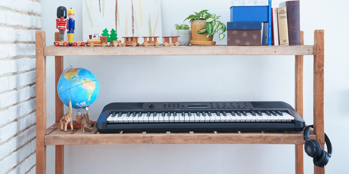 Klaviatura za vsak dom
