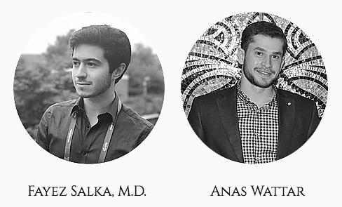 Fayez Salka in Anas Wattar