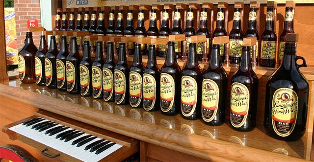 Pivske orgle