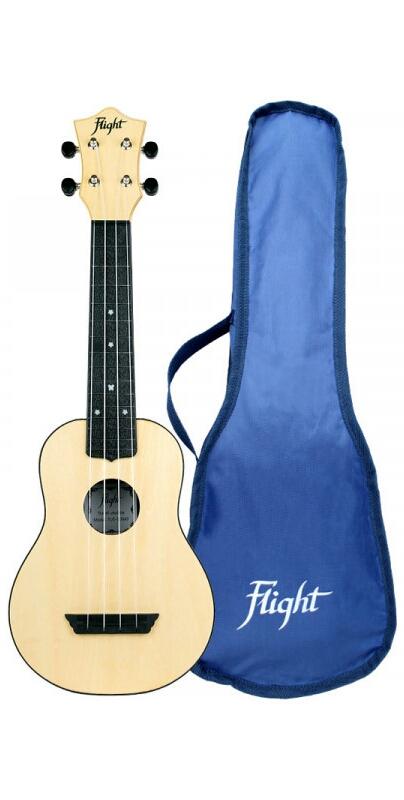 Sopranski ukulele TUS35NA Flight