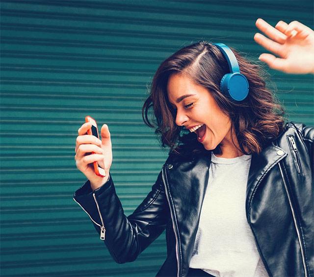 Užitek ob glasbi