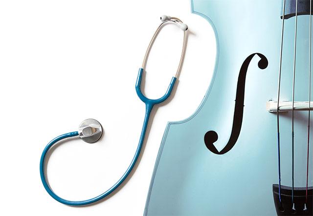 Zdravilni učinki glasbe na telo