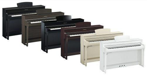 Električni klavir Clavinova CLP-735 Yamaha