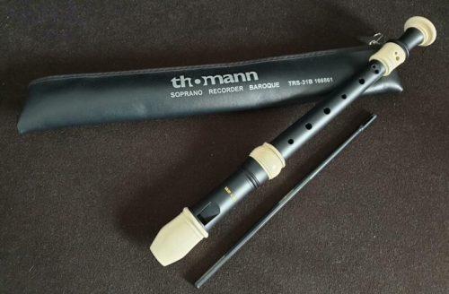 Sopran kljunasta flavta TRS-31B Thomann