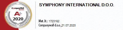 Boniteta odličnosti - 2020