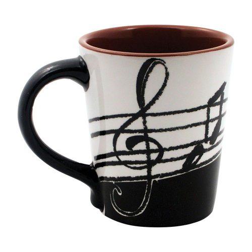 Skodelica Latte Macchiato Mug Notes AIM Gifts