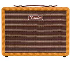 Bluetooth zvočnik Monterey Tweed BT Fender