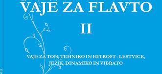 Vaje za flavto 2