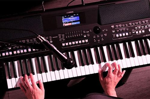Električna klaviatura PSR-SX600