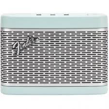 Bluetooth zvočnik Newport Blue Fender