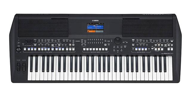 Električna klaviatura Yamaha PSR SX600