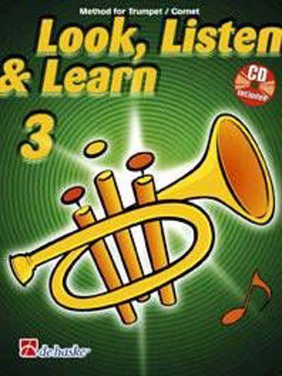 Look, Listen & Learn 3 za trobento/kornet