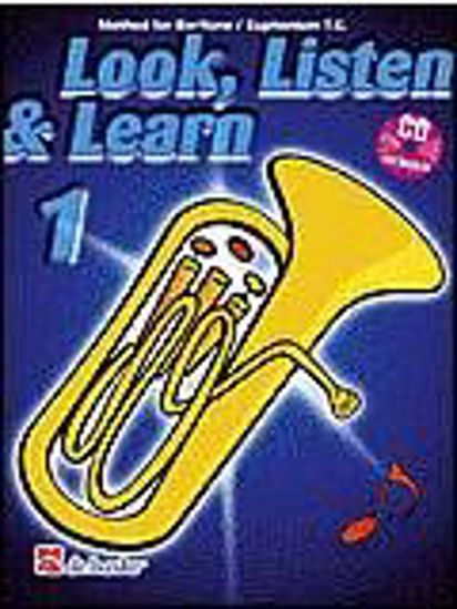 Look, Listen & Learn 1 za bariton/evfonij v violinskem ključu