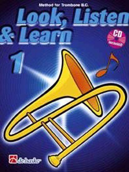 Look, Listen & Learn 1 za pozavno v violinskem ključu