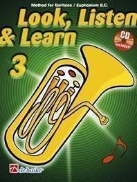 Look, Listen & Learn 3 za bariton/evfonij v basovskem ključu