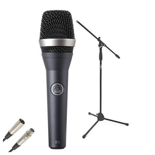 Mikrofonski set: D-5 AKG