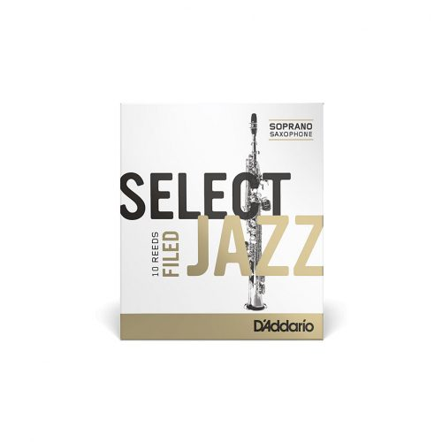 Jezički za sopranski saksofon DAddario Woodwinds Select Jazz Filed