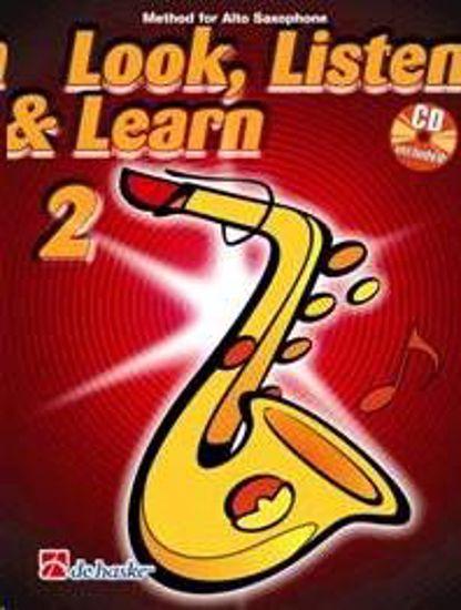 Look, Listen & Learn 2 za altovski saksofon