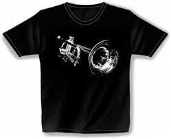 Majica Rock You Space Trumpet