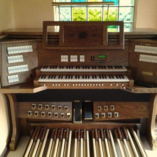 Orgle Organum II Ahlborn